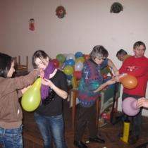 18. Farní ples