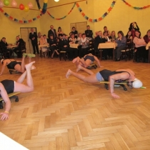 19. Farní ples